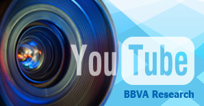 Channel of BBVA Research in Youtube
